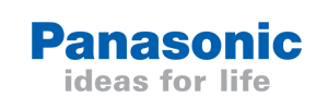 Logo klien Panasonic